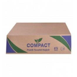Compact Pratik Tuvalet Kağıdı