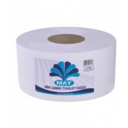 May Mini Jumbo Tuvalet Kağıdı