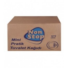 Nonstop Mini Pratik Tuvalet Kağıdı