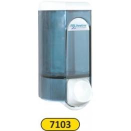 Sıvı Sabun Şampuan Verici 0.600 ml Şeffaf