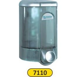 Sıvı Sabun Şampuan Verici 1.100 ml Mat Krom