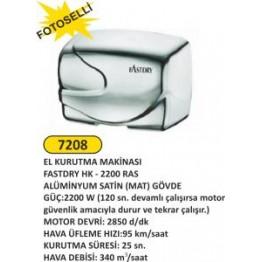 Fotoselli el kurutma makinası fastdry 2200 ras