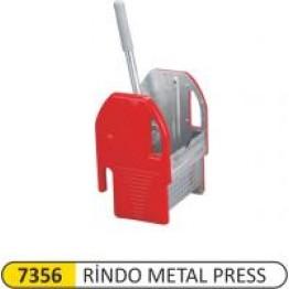 Rindo metal press