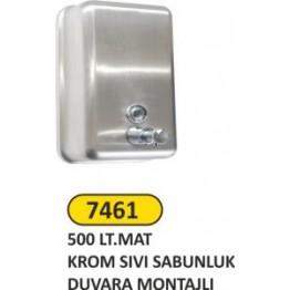 Sıvı Sabunluk Mat 0.500 ml