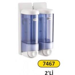 Sıvı Sabun ve Şampuan Verici 0.250 ml  2 li
