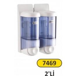 Sıvı Sabun ve Şampuan Verici 0.170 ml 2'li