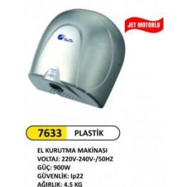 Plastik El Kurutma Makinesi