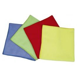 Mikrofiber Temizlik Bezi (Mavi,Kırmızı,Sarı,Yesil,Beyaz ) - MICROFIBER TEMIZLIK BEZLERI 45 gr.
