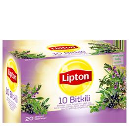 Lipton 10 Bitkili Çay