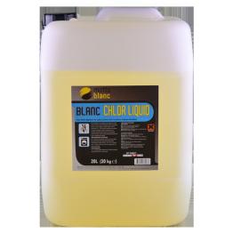 Klor Bazlı Agartıcı ve Leke Çıkarıcı Sıvı Yardımcı Yıkama Maddesi - BLANC CHLOR LIQUID