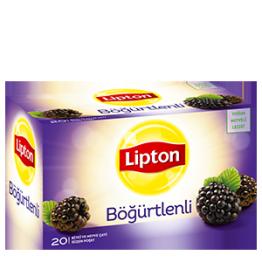 Lipton Böğürtlen Meyve Çayı