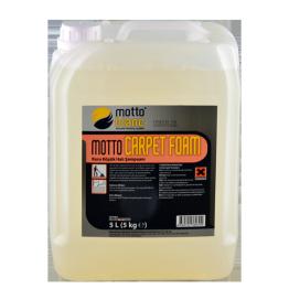 Kuru Köpük Halı Şampuanı - MOTTO CARPET FOAM