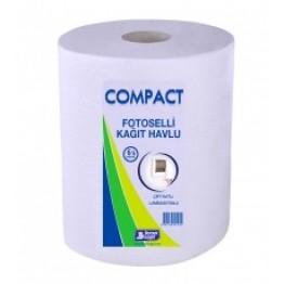Compact Fotoselli Kağıt Havlu