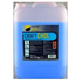 Alkol Bazlı Genel Temizlik Ürünü Yer ve Yüzey için – Yeşil Limon Kabuğu Kokulu - CRAFT CHOL 10 L