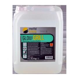 Fırın ve ızgara temizleme maddesi - GLOW GRILL 5 L