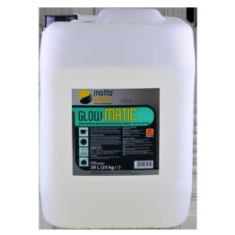 Endüstriyel Bulaşık Makineleri Için Sıvı Ana Yıkama Maddesi – Orta Sert Sular İçin - GLOW MATIC