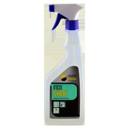 Paslanmaz Çelik Yüzeyler Için Temizlik Ve Bakım Maddesi – Sıvı Formda - INOX SHINE