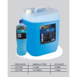 Alkol Bazlı Genel Temizlik Ürünü Kanguru Sistem Yüksek Konsantre - ALCO 70 1 L