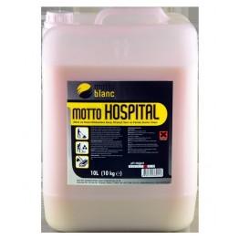 Alkol ve Dezenfektanlara Karsı Dirençli Sert ve Parlak Zemin Cilası - MOTTO HOSPITAL