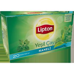 Lipton Naneli Yeşil Çay