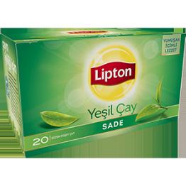 Lipton Sade Yeşil Çay