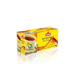 Çaykur Exp. Siyah Süzen Poşet Çay 50-200 gr. Seçenekleriyle