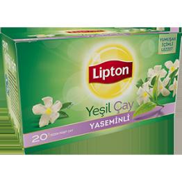 Lipton Yaseminli Yeşil Çay