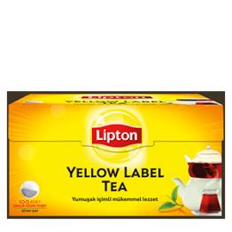 Lipton Yellow Label Demlik Poşet Çay
